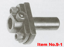 adjustable toolholder for Cyclematic lathes