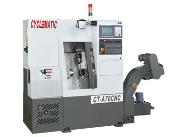 Cyclematic CT-A70 cnc lathe