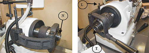 how to remove the collet closer