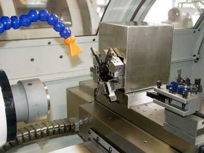 automatic electric turret for Cyclematic CT-1118 CNC lathe
