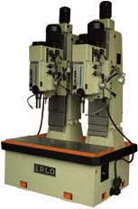 Erlo heavy duty gang drill presses