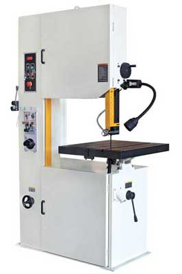 "36"" throat vertical band saw by Fuho"