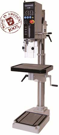 Strands S28 geared drill press