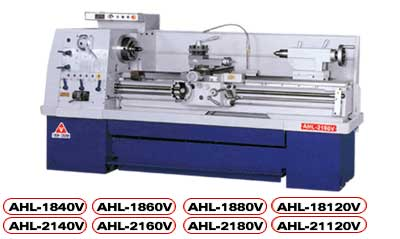 "Shun Chuan 18 and 21"" variable speed lathes"