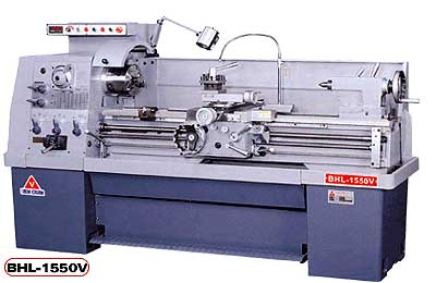 The Shun Chaun BHL 15 inch swing lathes with variable speed drive
