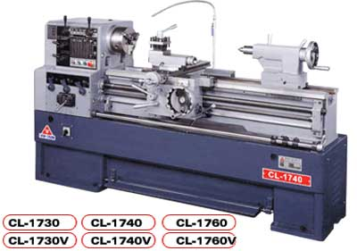 This is the Shun Chuan CL-1740 engine lathe
