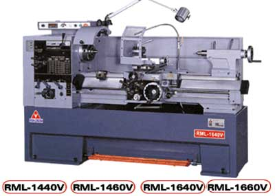 The Shun Chuan RML-16 x 60 electronic variable speed engine lathe