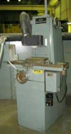 used Posser EE carbide tool grinder