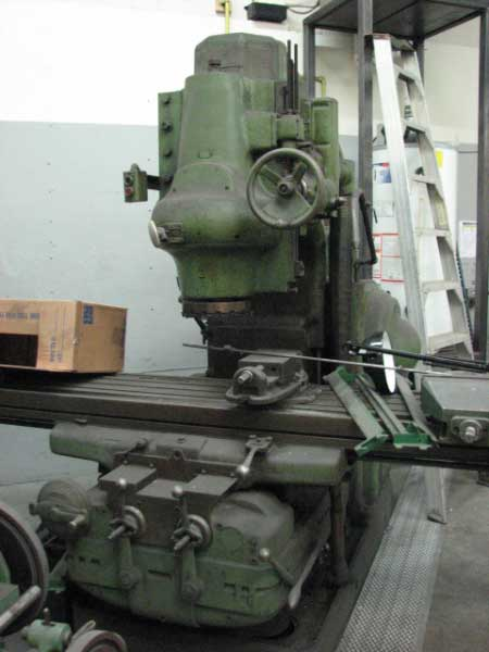 Used And Rebuilt Milling Machines For Sale