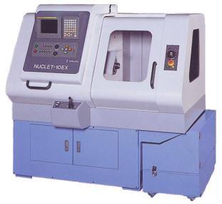 Eguro CNC lathe Super Precision for small parts