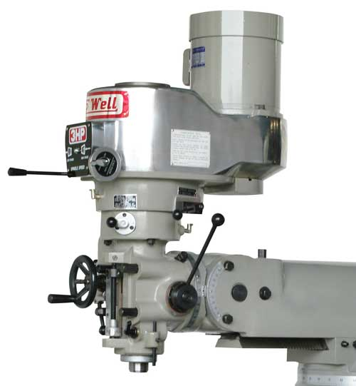 replacement milling machine