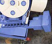 CHIP AUGER for Mega automatric bandsaws