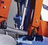 controller for rapid approach and head elevation control on Mega automatic bandsaws