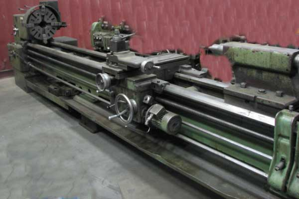 voest lathe manual